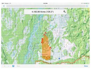 Sockeye Fire Map 6-14-15 10-30 p