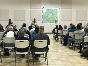 East Fork Fire Public Meeting, 6/19