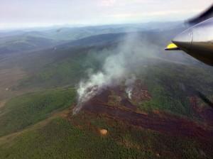 Caribou Creek Fire (#255)