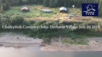 Insider Video: Aerial View of John Herberts Village Native Allotment on the Porcupine River