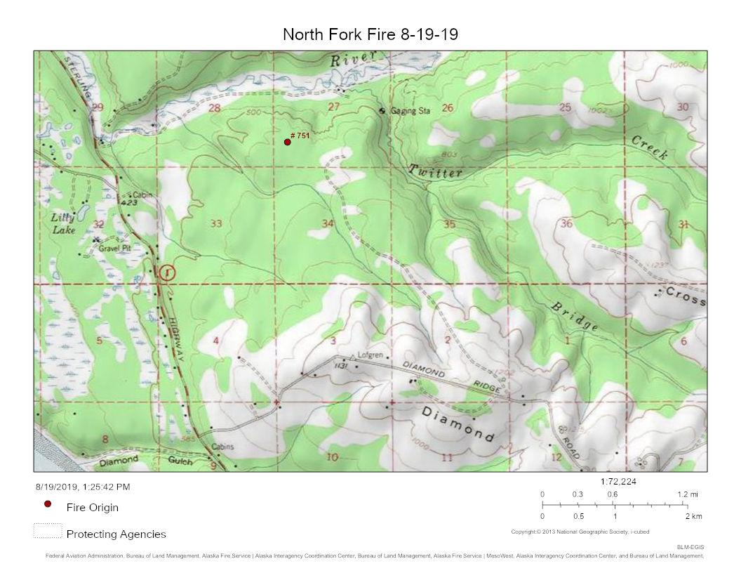 BLM Alaska Fire Service | AK Fire Info