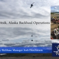 Bringing You Right to the Front Lines of the Upper Yukon Flats Backhaul Operations