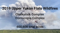 FINAL VIDEO UPDATE: Chalkyitsik and Cornucopia Complexes Summary of the 2019 Upper Yukon Flats Fire