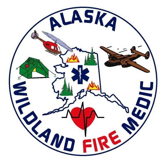 Alaska Wildland Fire Medic Program logo