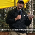 The McKinley Fire Safety Challenges Addressed by Incident Commander Peter Butteri