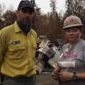 Live - McKinley Fire Clean up with Team Rubicon, September 7, 2019