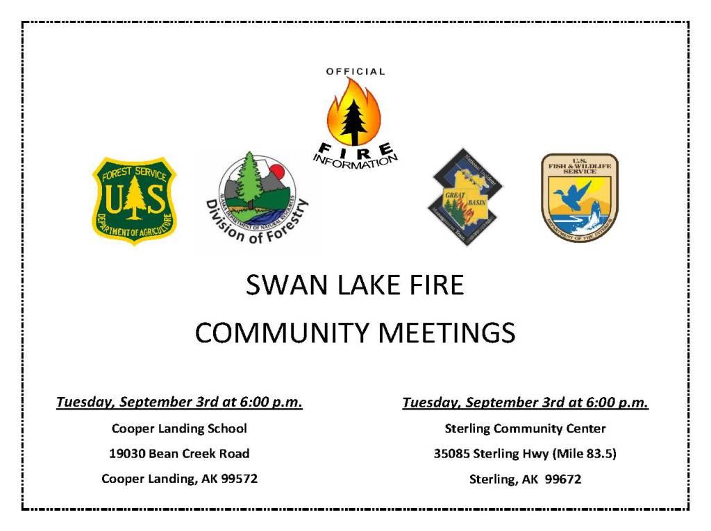 Swanlakefire | AK Fire Info