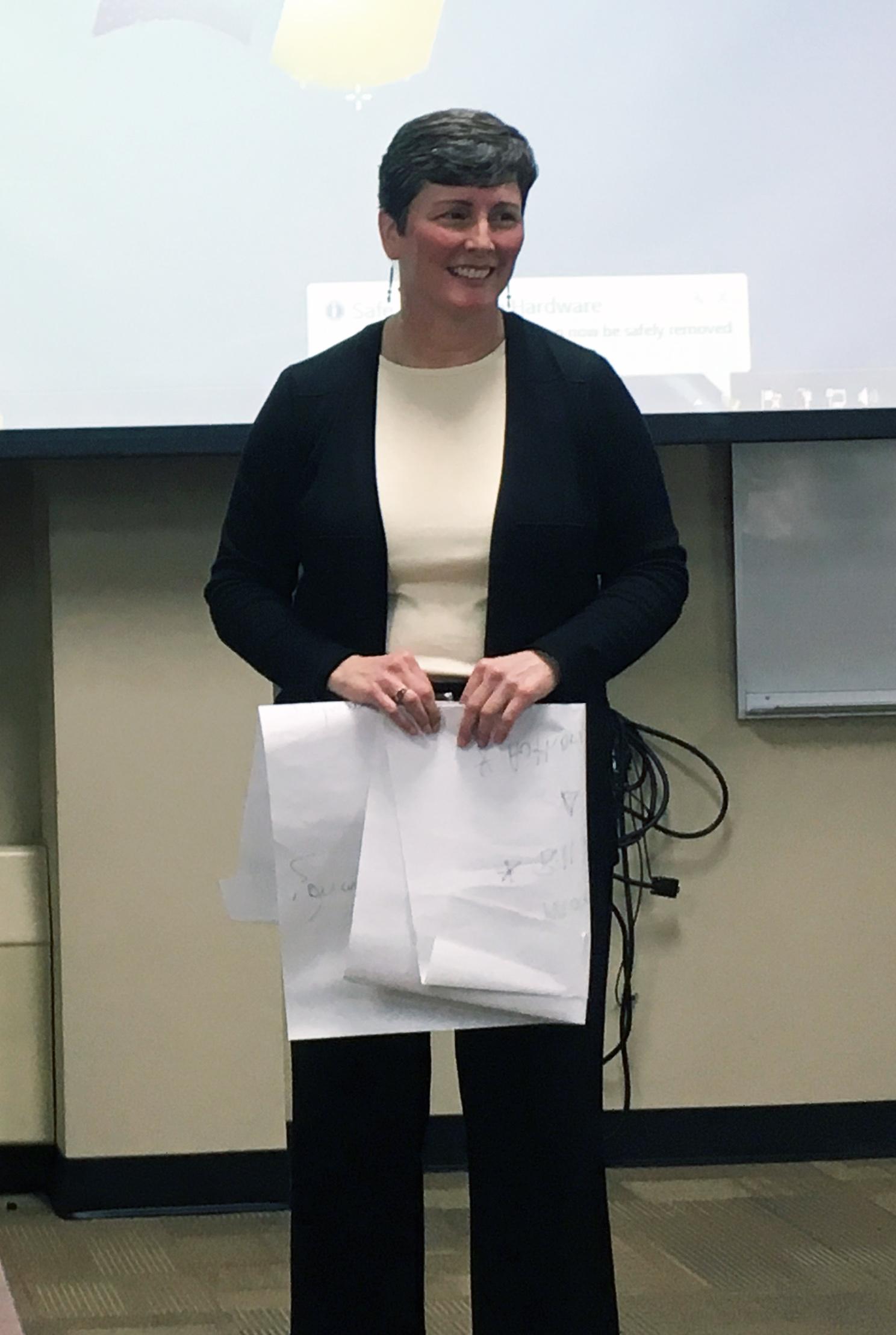 Alaska Assistant Attorney General Anne Nelson wins national Smokey Bear Award – AK Fire Info