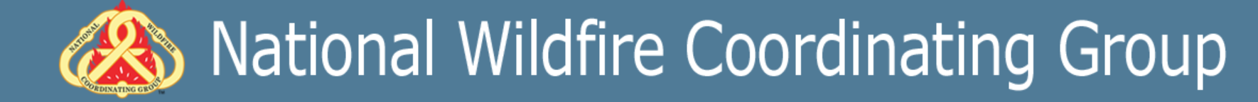 National Wildfire Coordinating Group masthead.